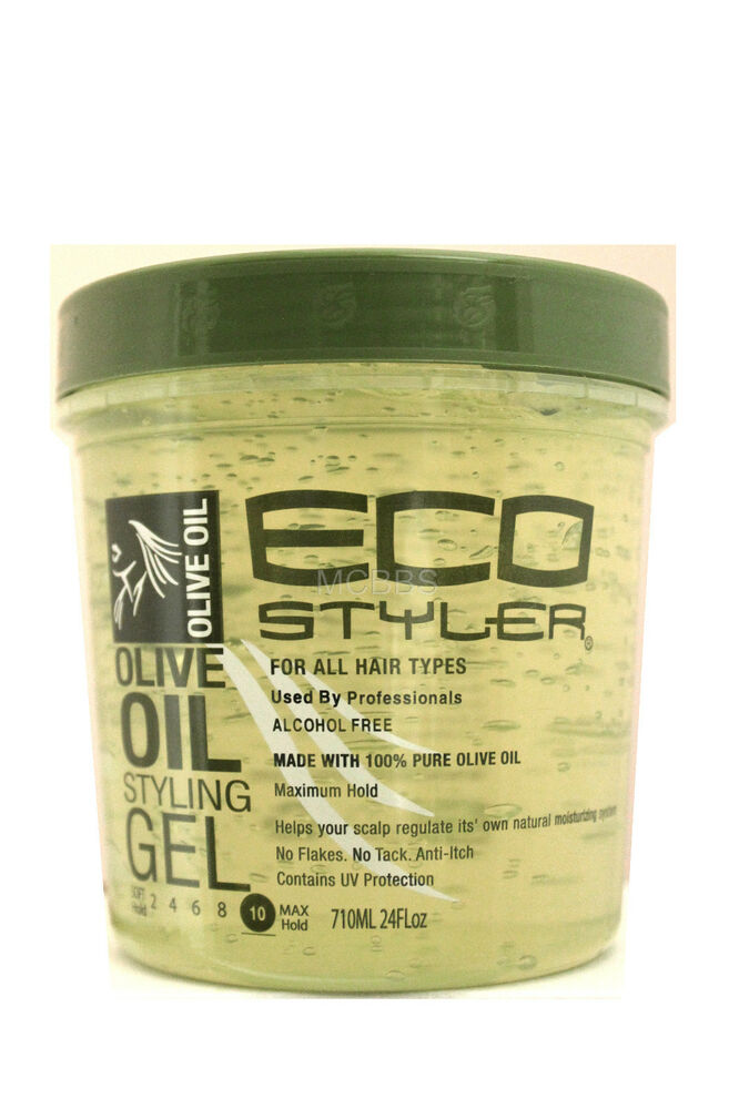hair gel styles eco styler olive styling hair gel maximum hold 24 fl 2978