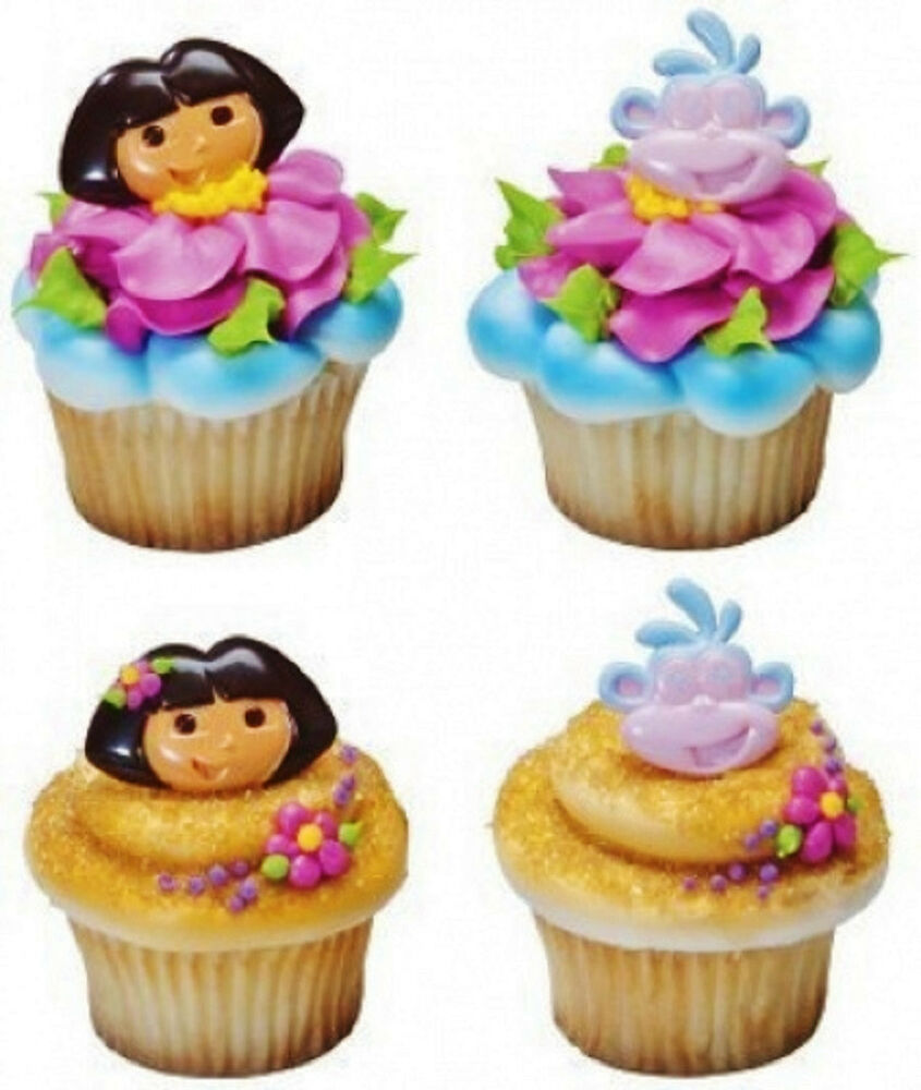 Dora The Explorer Cake Toppers Uk