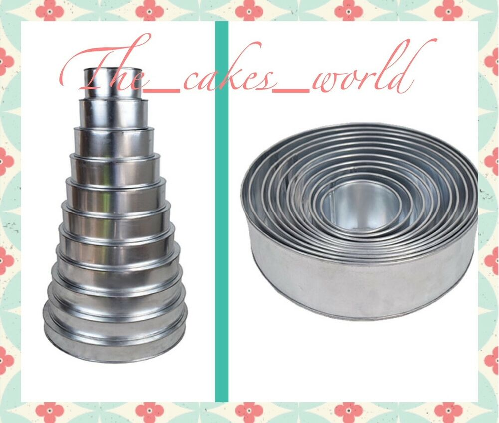 Tier Wedding Cake Tins