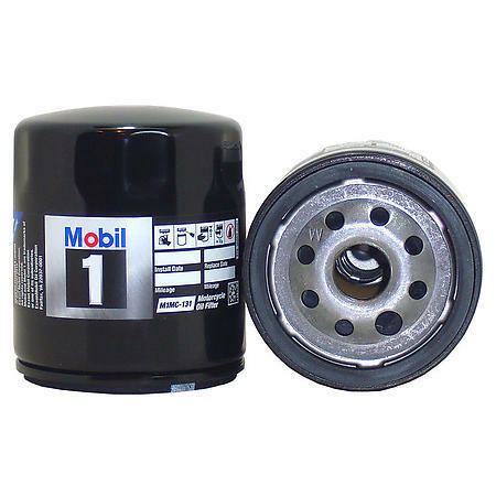 Mobil 1 Synthetic Fiber Motorcycle Oil Filter M1mc 131