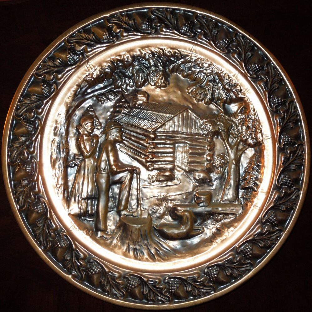 Image Result For Copper Wall Plates Decorative
