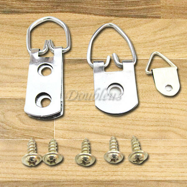 Triangle Picture Wall Hangers Hooks With Screws Frame