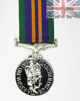 Official Accumulated Campaign Service Medal ACSM FULL SIZE Medal + Ribbon 2011