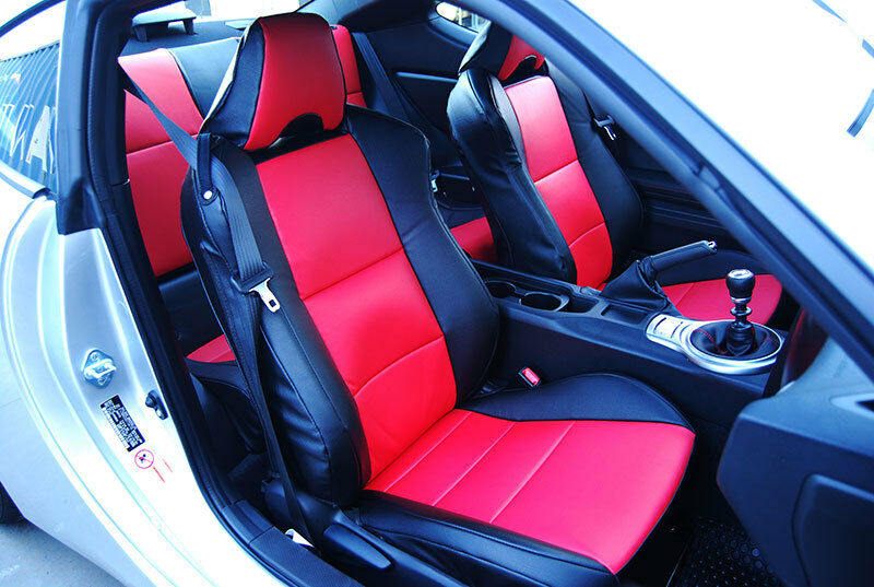 Subaru brz 2013 leather like custom seat cover ebay for Scion frs interior accessories