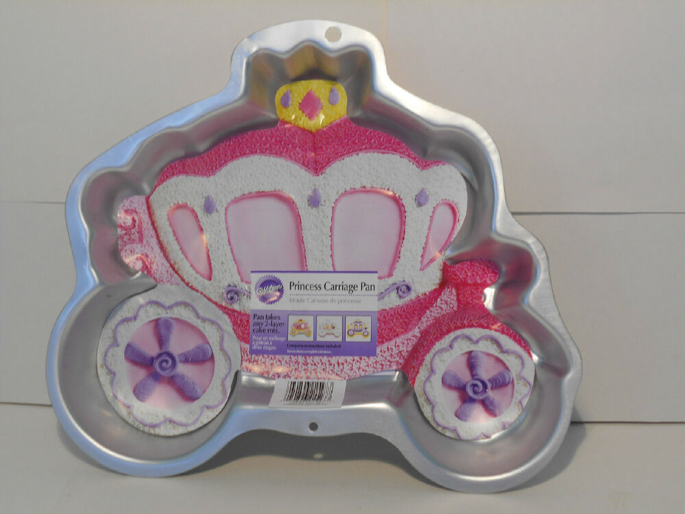 wilton wedding cake topper cinderella princess carriage wilton princess carriage cake pan new coach ride birthday 27538