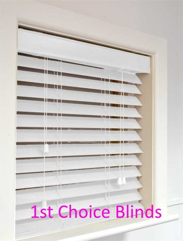 superior made to measure wooden venetian blinds white wood On made to measure venetian blinds