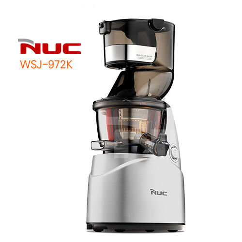 Slow Juicer Nuc : NUC WSJ-972K Whole Slow Juicer Extractor Big Mouth Fruit vegetables -Silver_220v eBay