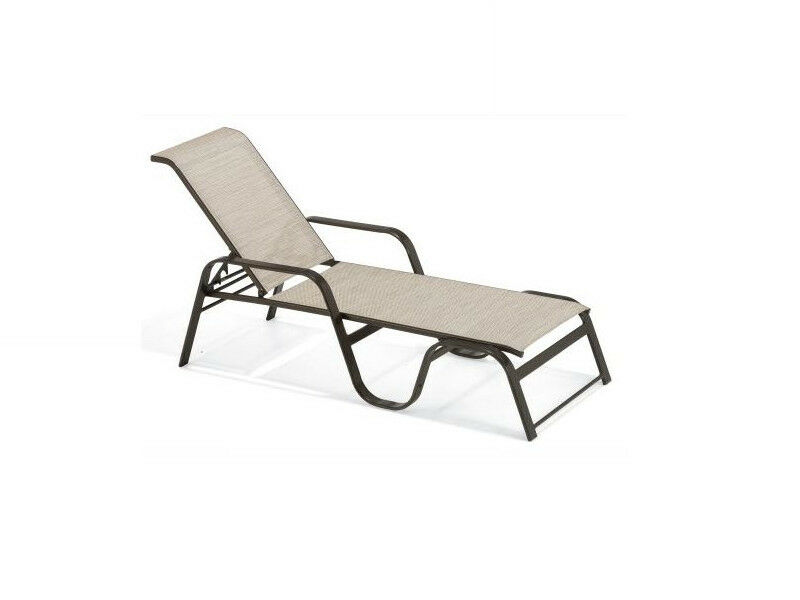 Winston Key West Replacement Stackable Chaise Lounge Sling