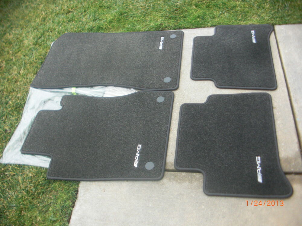 2003 2009 mercedes benz w211 e350 e320 e550 e350 e500 e63 for Mercedes benz e350 floor mats