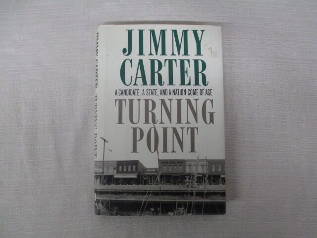 jimmy carter turning point Timothy stanley takes a new look at how jimmy carter and whether or not the 1980 election really was a turning point in kennedy vs carter provides a.