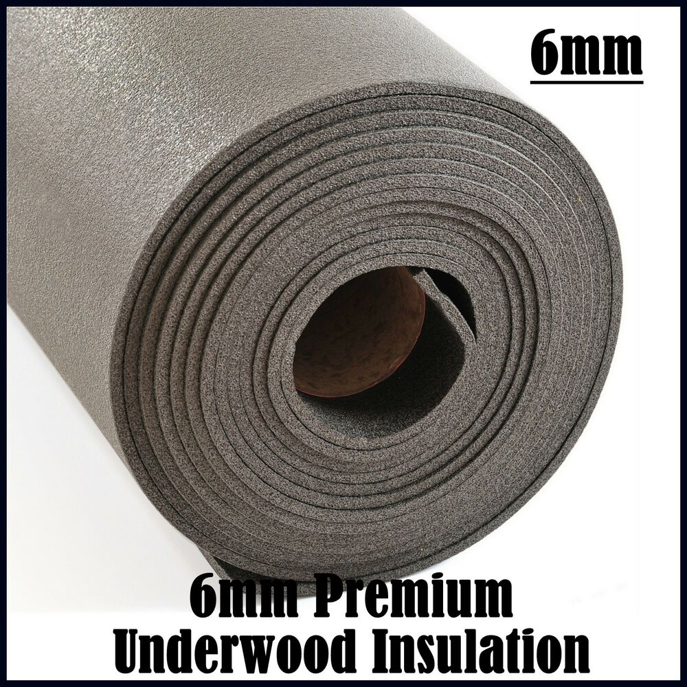 Floorheatpro Premium 6mm Underwood Electric Underfloor