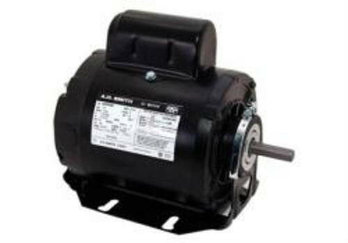 bf1052 1 2 hp 3450 rpm new ao smith electric motor ebay
