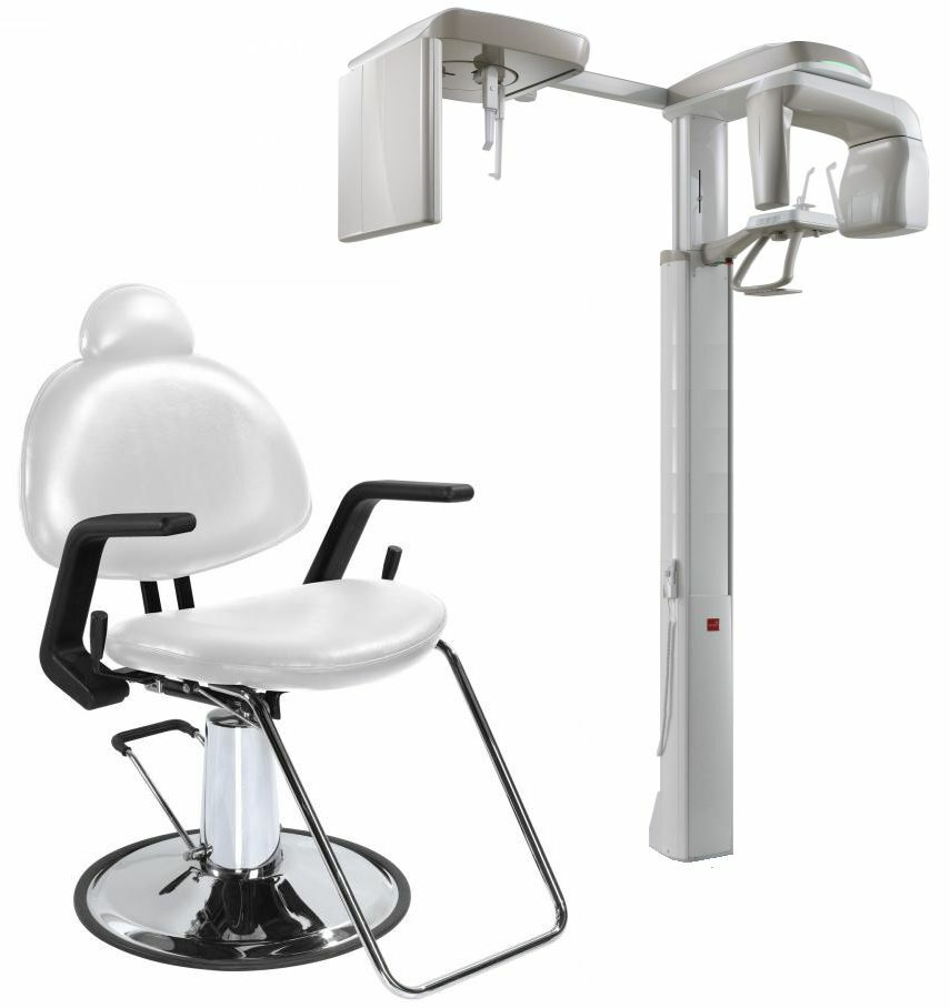 ray dental chair black white ebay