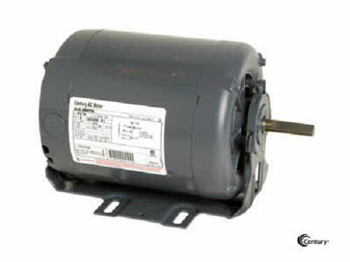 F670 1 2 Hp 1725 Rpm New Ao Smith Electric Motor Ebay