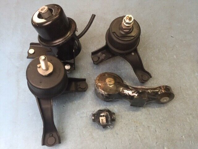 Front Motor And Manual Transmission Mounts 5pcs Set For 93