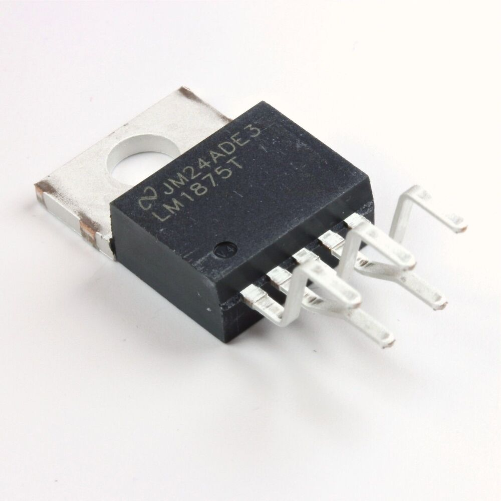 2 Lm1875t High Quality Audio Amplifier Two Items Ebay 20w Using Lm1875