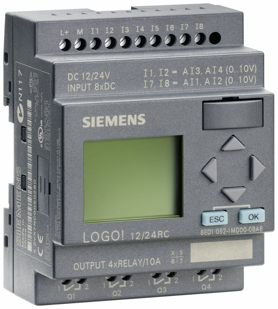 how to set up a programmable logic controller