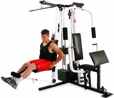 Weider Pro 9300 Multi Station Home Gym Weight Bench