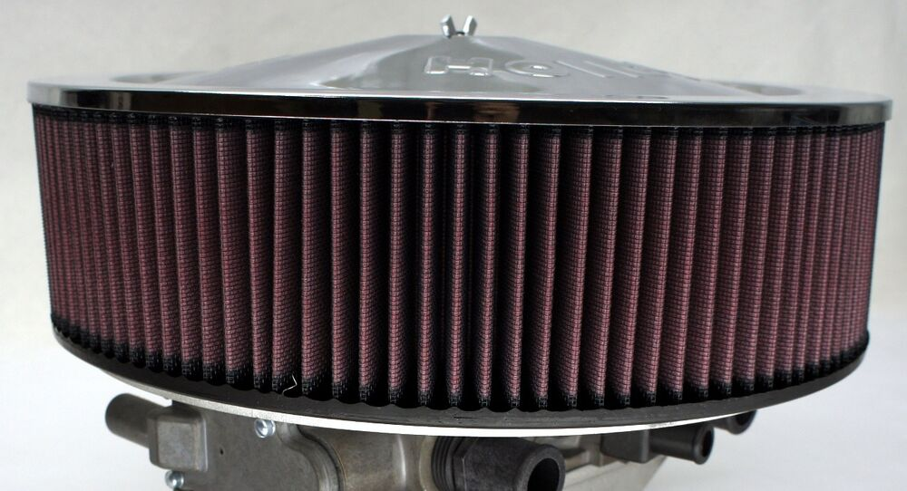 K Amp N Air Filters For Trucks : Dual impco air cleaner filter heavy duty aluminum