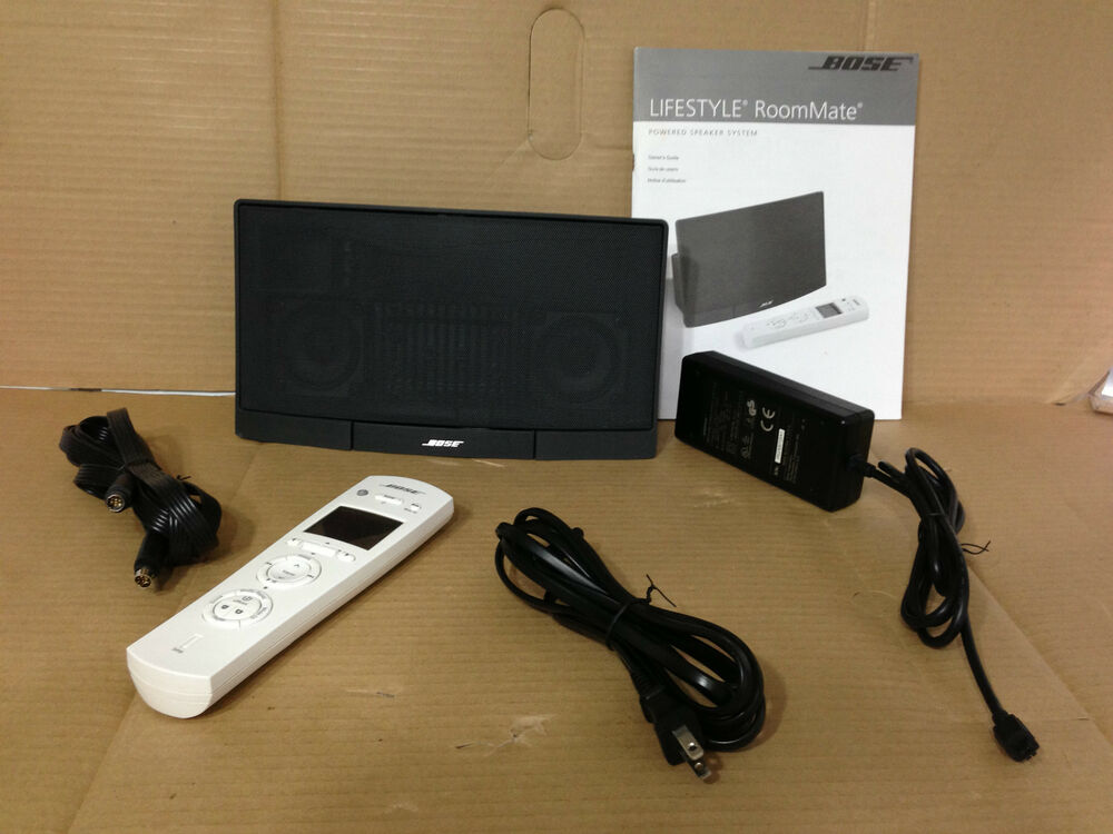 Bose Lifestyle Roommate With Pmc Ii Remote Lifestyle