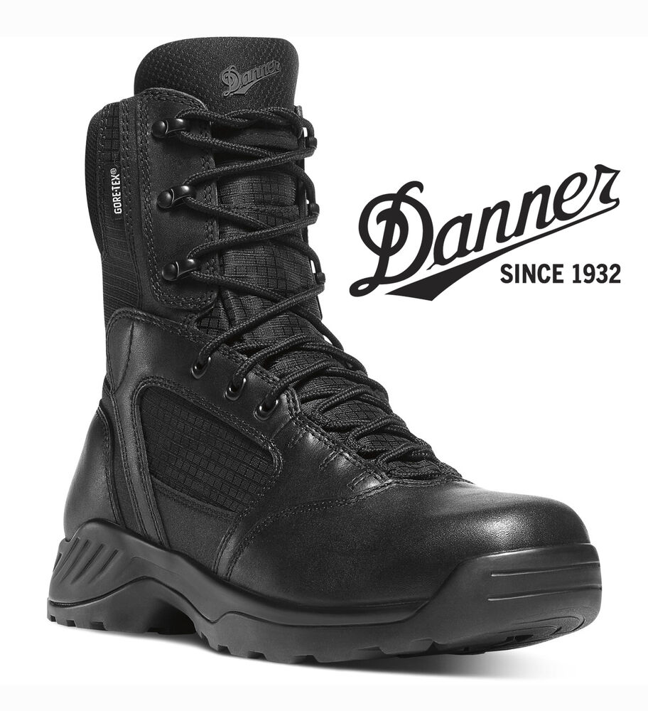Danner Kinetic Gtx 8 Quot Plain Toe Police Uniform Boots