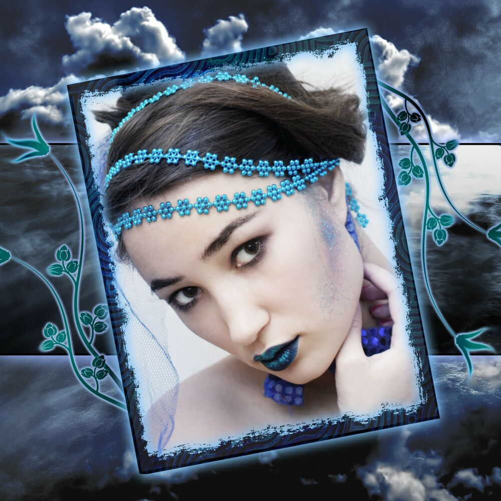 Gothic digital backgrounds and photoshop templates for for Free photoshop templates for photographers