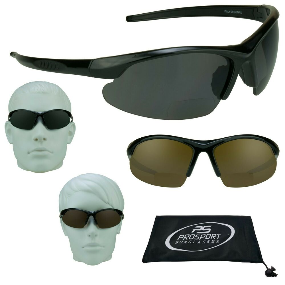 bifocal polarized sunglasses readers fishing cycling