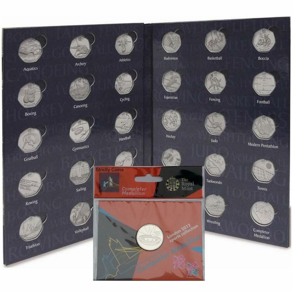 www royal mint coin albums
