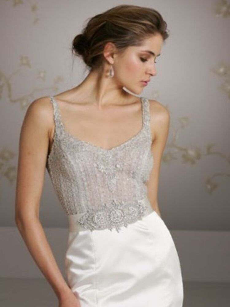 Lazaro mermaid wedding dress ebay for Where to buy lazaro wedding dresses