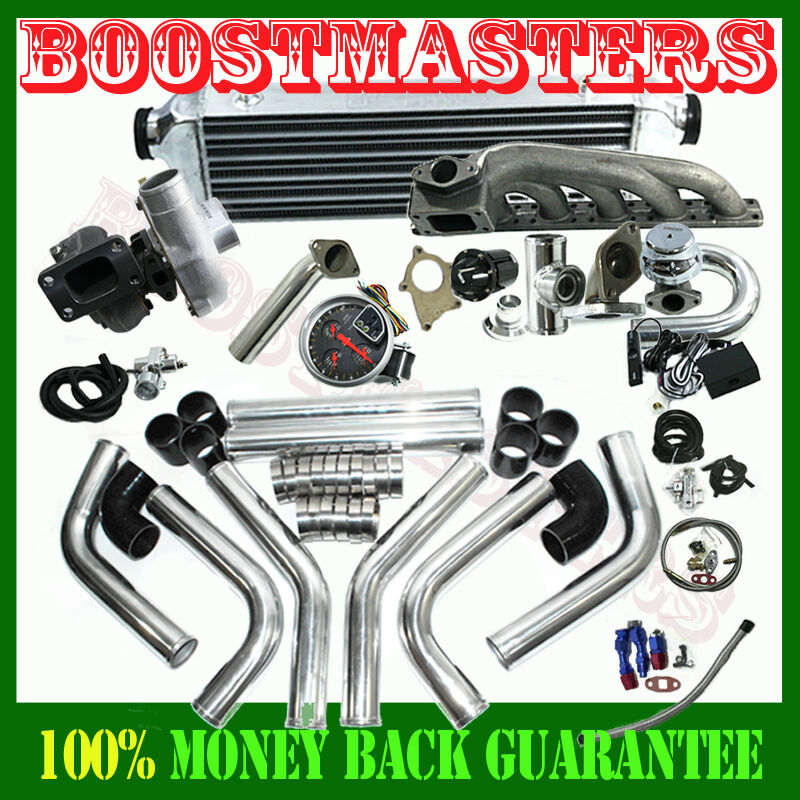 Supercharger Kits For Bmw 335i: BMW 323IS 325IS 328IS E36 E46 M50 T04E T3/T4C Turbo Kit