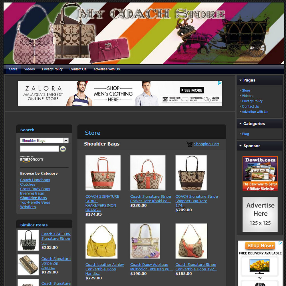 Designer Fashion Sale Websites