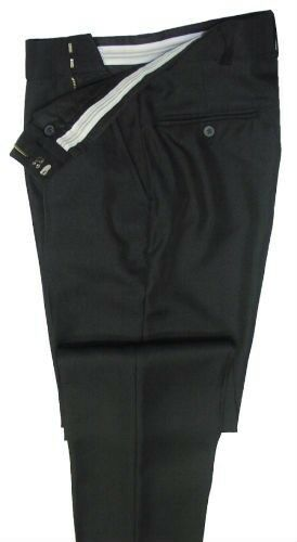 Uniform Security Guard Police Polyester Black Pants