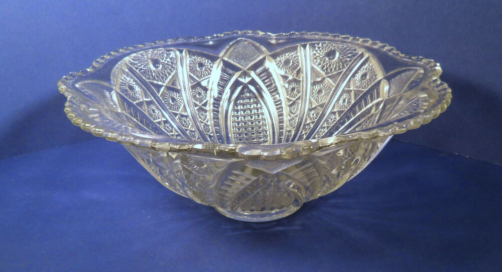 Gannons Antiques: EAPG Early American Pattern Glass
