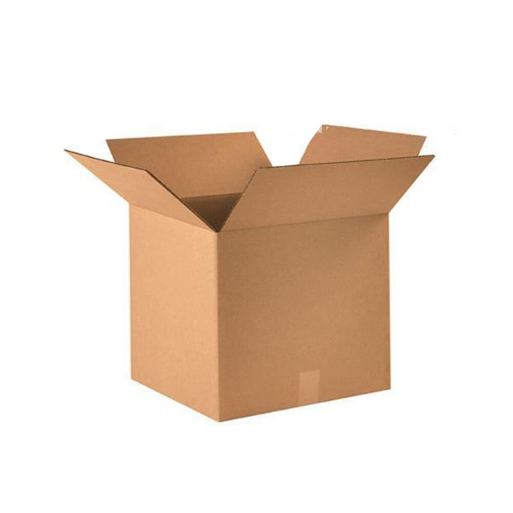 25 corrugated boxes 18 x 12 x 12 cardboard shipping. Black Bedroom Furniture Sets. Home Design Ideas