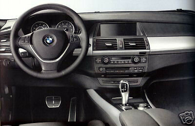 Bmw Genuine E70 E70 Lci X5 2007 2013 Brushed Aluminum Interior Trim Oem New Ebay