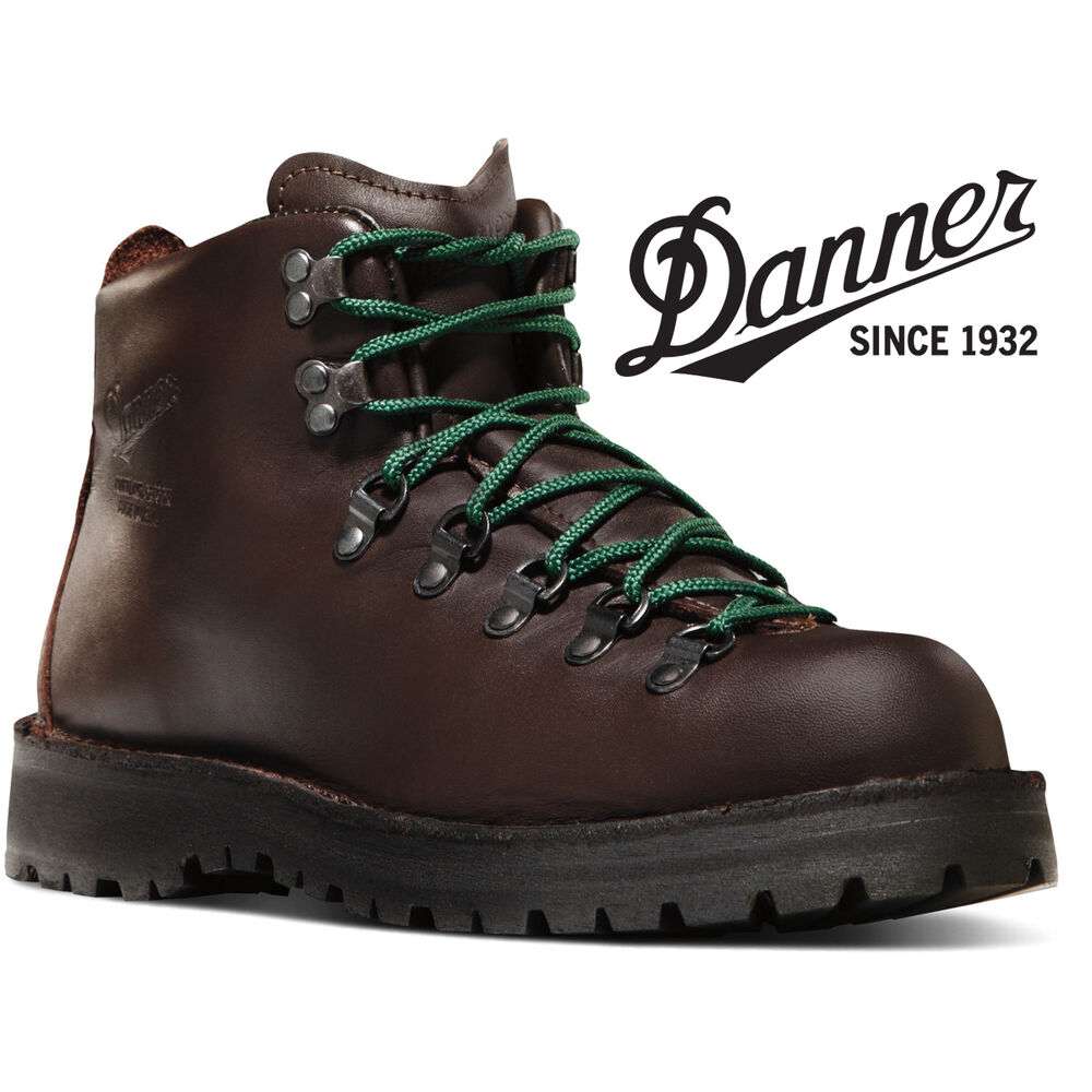 danner mountain light ii men 39 s hiking boots 30800 all sizes. Black Bedroom Furniture Sets. Home Design Ideas