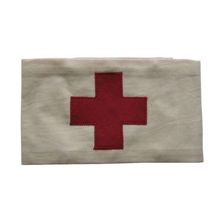 img-US Medic Armband - WW2 Repro Medical Nurse Doctor Military Army Uniform Insignia