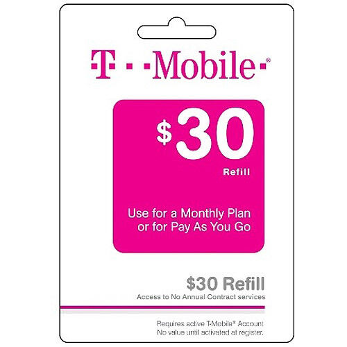 USA Prepaid makes getting a T-Mobile refill a simple and quick process. With our service you are able to reload amounts from $10 to $ to match the amount you want recharged to your phone. The steps to refill your T-Mobile credit are short and clearly explained and T-Mobile will be notified of the new balance/5(K).
