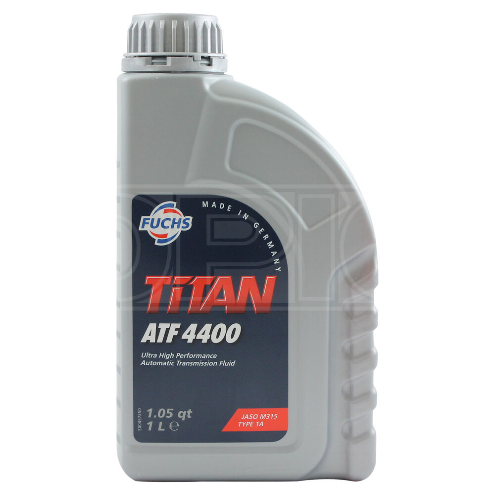 fuchs titan atf 4400 automatic transmission fluid for. Black Bedroom Furniture Sets. Home Design Ideas
