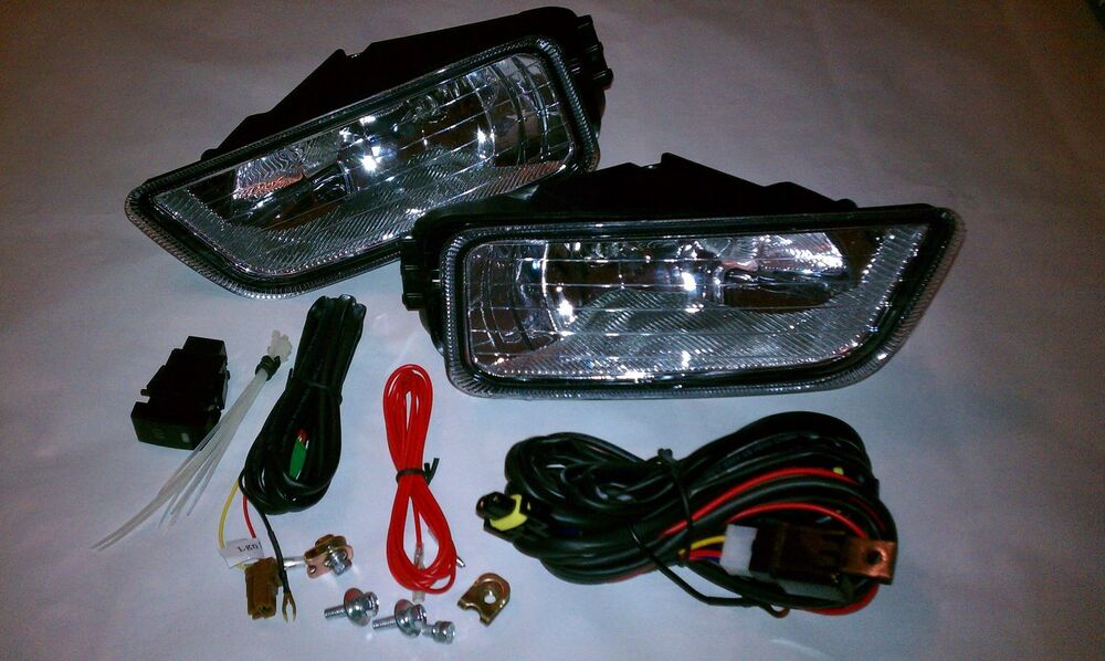 Acura TL 20042008    Fog       Light    JDM    Honda       Accord    20032007 4 Drs W Wiring Kit   eBay