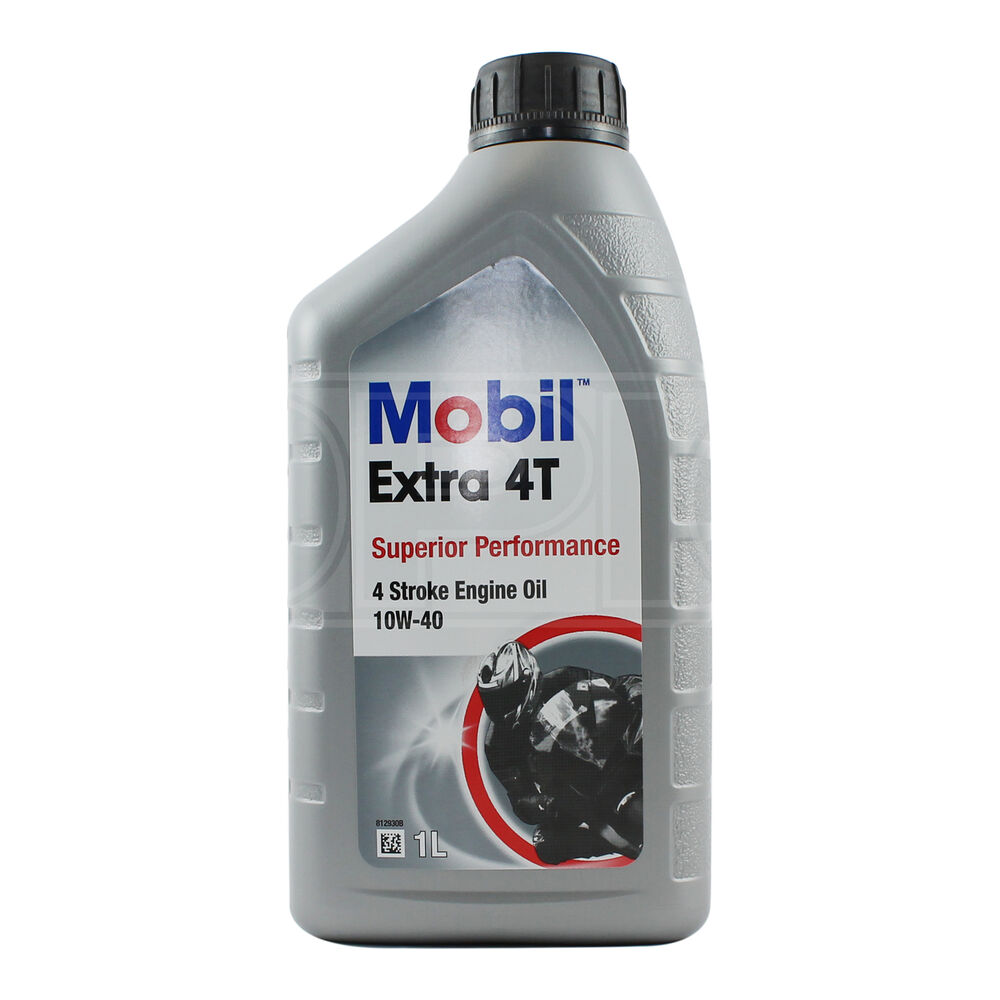 Mobil Extra 4t 10w 40 Semi Synthetic Four Stroke Engine