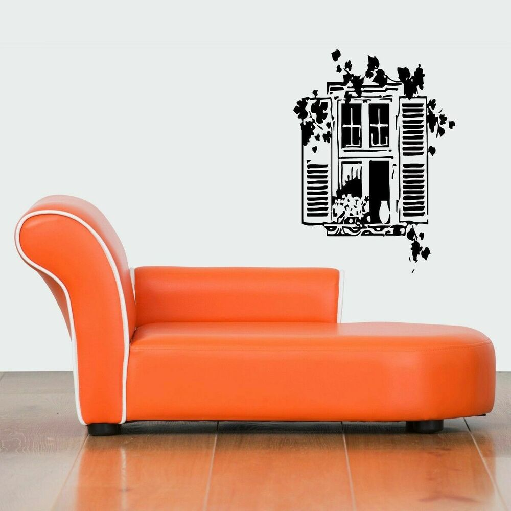 Wall Vinyl Sticker Decals Mural Design Cute Garden 3d