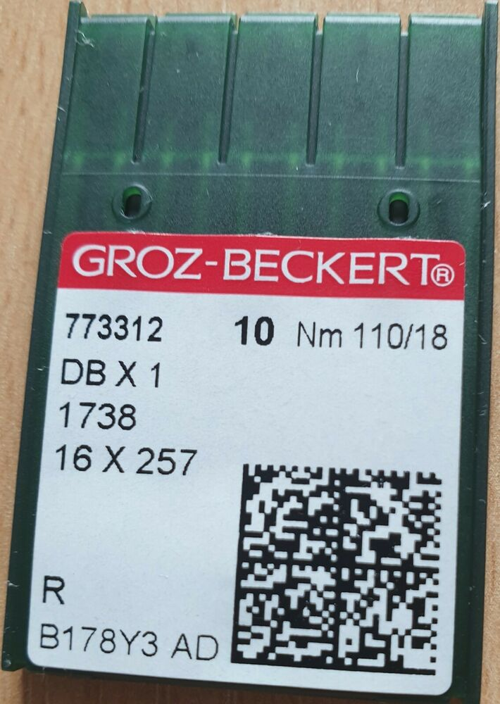 groz beckert sewing machine needles
