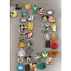 Kyпить DISNEY PINS 75 DIFFERENT PINS  FAST USA SELLER CL, LE, HM & CAST PINS MIXED LOT на еВаy.соm