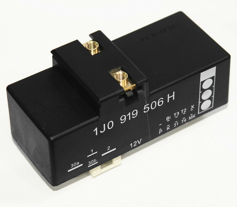 New Cooling Fan Control Switch Relay For Vw Beetle Golf