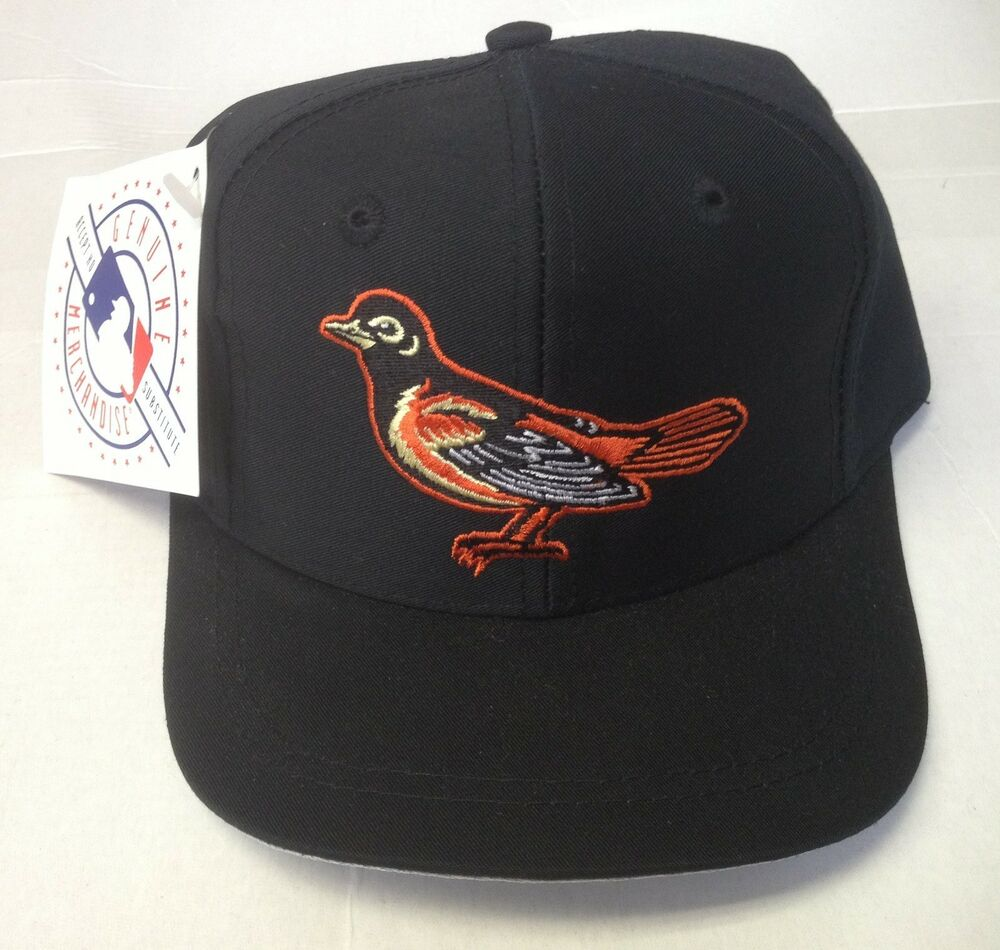 Nwt Mlb Baltimore Orioles Twins Vintage Toddlers Snapback