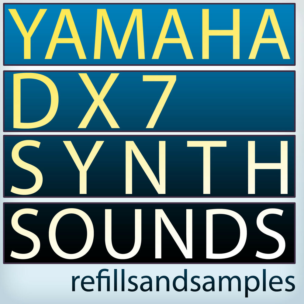 Yamaha Dx Bass Samples