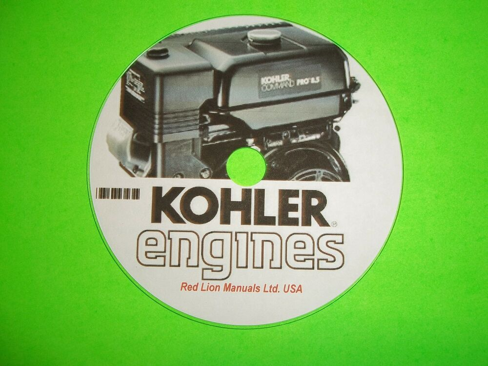 Best - $21.99 for KOHLER ENGINE SERVICE MANUAL K181 K241 K301 K321 ...
