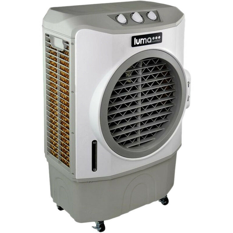 Industrial Air Coolers : Commercial evaporative air cooler large ft garage fan