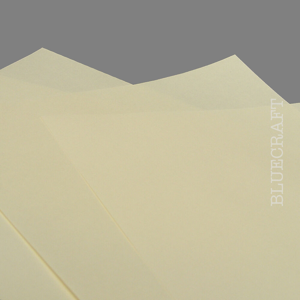 50 x ivory a4 card blank paper wedding invite inserts With wedding invitations with blank inserts